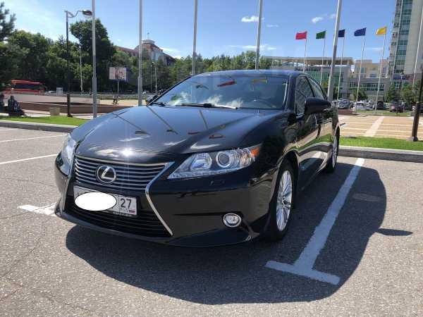 Lexus ES250, 2014 год, 1 450 000 руб.