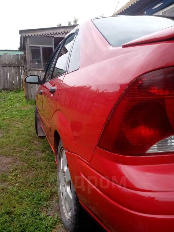 Ford Focus, 2002 год, 180 000 руб.