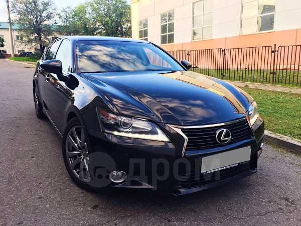 Lexus GS250, 2012 год, 1 600 000 руб.