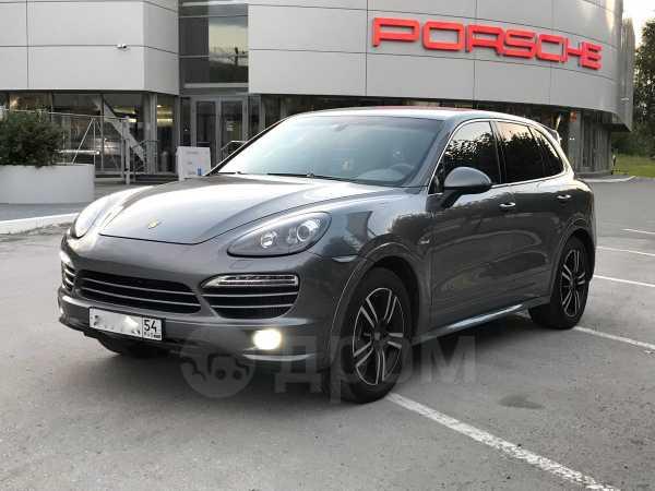 Porsche Cayenne, 2013 год, 2 599 999 руб.