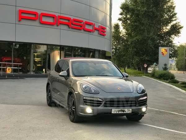 Porsche Cayenne, 2013 год, 2 599 000 руб.