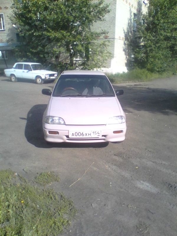 Suzuki Cultus, 1999 год, 125 000 руб.