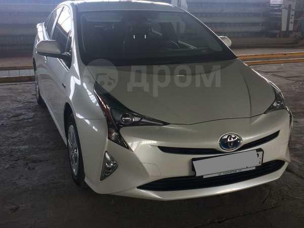 Toyota Prius, 2017 год, 1 820 000 руб.