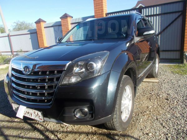 Great Wall Hover, 2014 год, 760 000 руб.