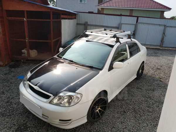 Toyota Corolla, 2003 год, 349 999 руб.
