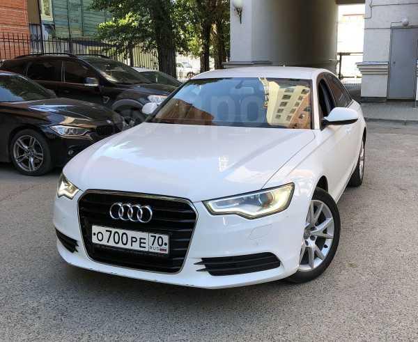 Audi A6, 2012 год, 899 000 руб.