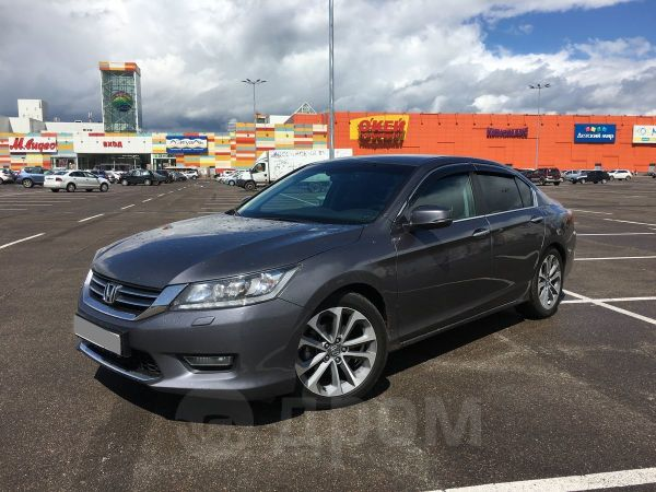 Honda Accord, 2013 год, 930 000 руб.