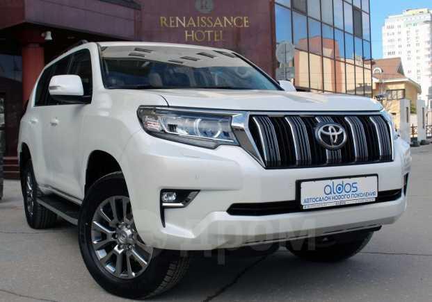 Toyota Land Cruiser Prado, 2018 год, 3 346 000 руб.