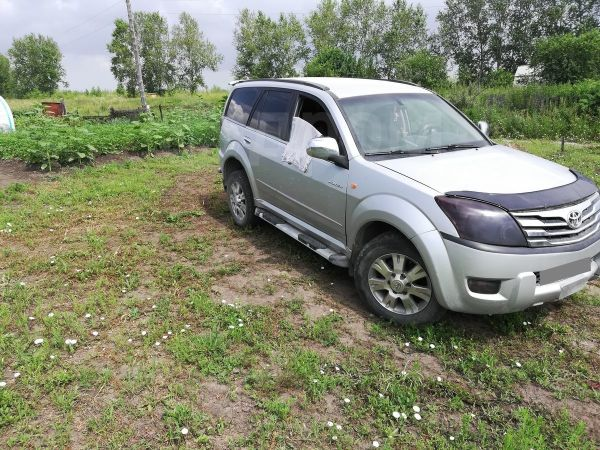 Great Wall Hover H3, 2007 год, 100 000 руб.