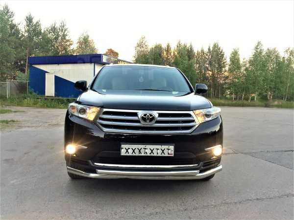 Toyota Highlander, 2013 год, 1 650 000 руб.