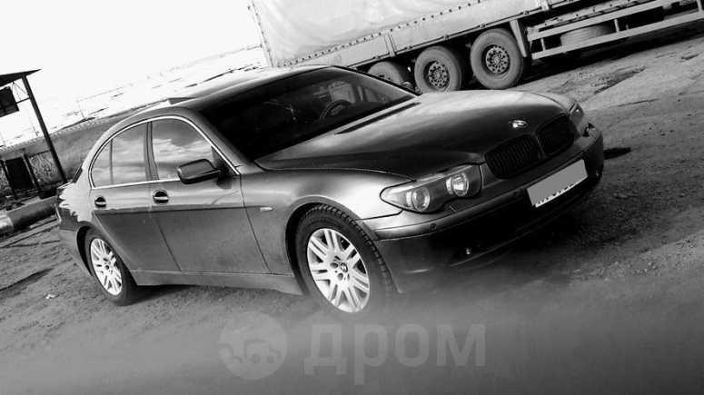 BMW 7-Series, 2002 год, 399 999 руб.