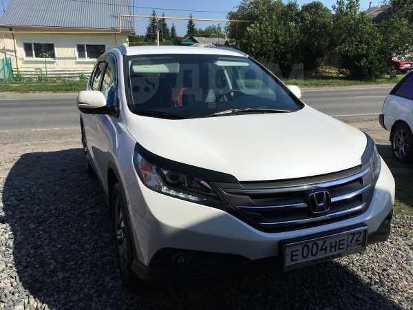 Honda CR-V, 2014 год, 1 420 000 руб.
