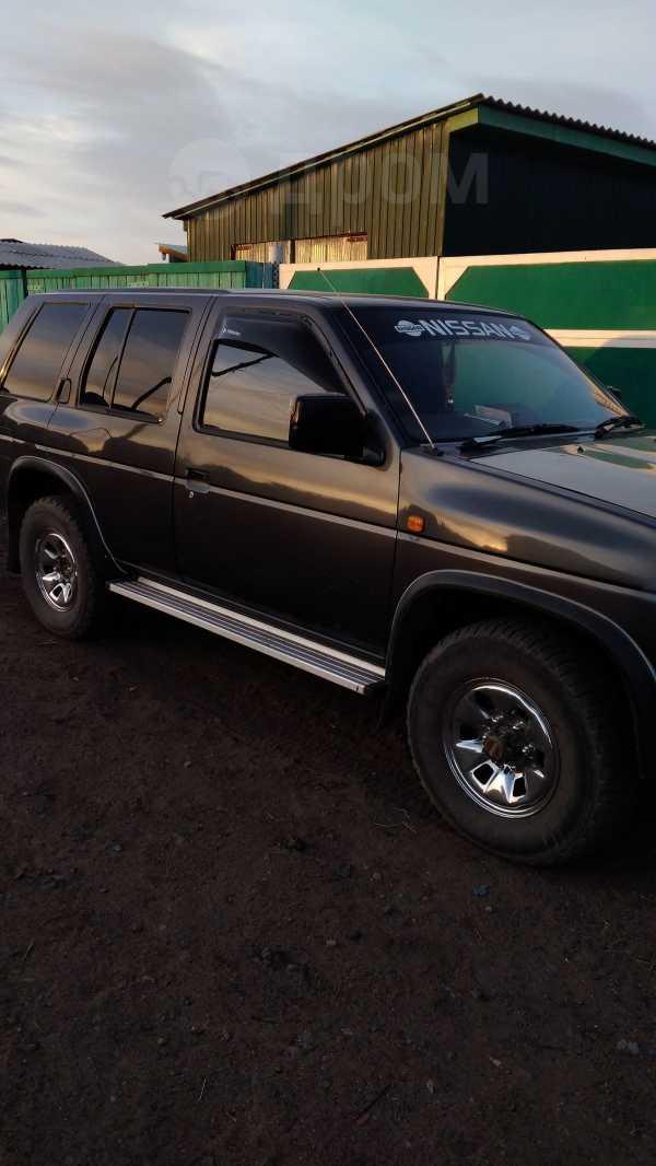 Nissan Terrano, 1989 год, 265 000 руб.