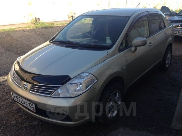 Nissan Tiida Latio, 2006 год, 355 000 руб.