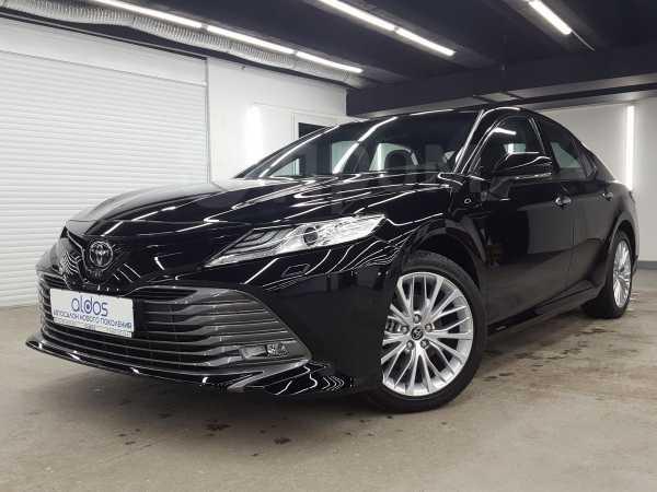 Toyota Camry, 2018 год, 1 944 000 руб.