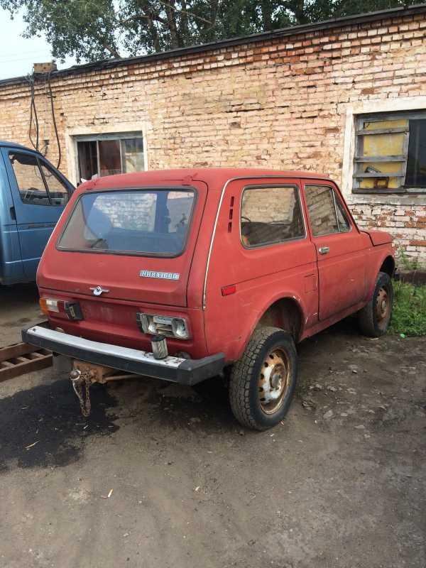 Лада 4x4 2121 Нива, 1985 год, 27 000 руб.