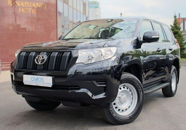 Toyota Land Cruiser Prado, 2018 год, 2 215 000 руб.