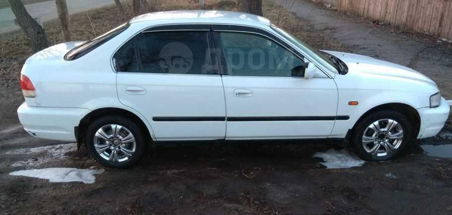 Honda Domani, 1998 год, 160 000 руб.
