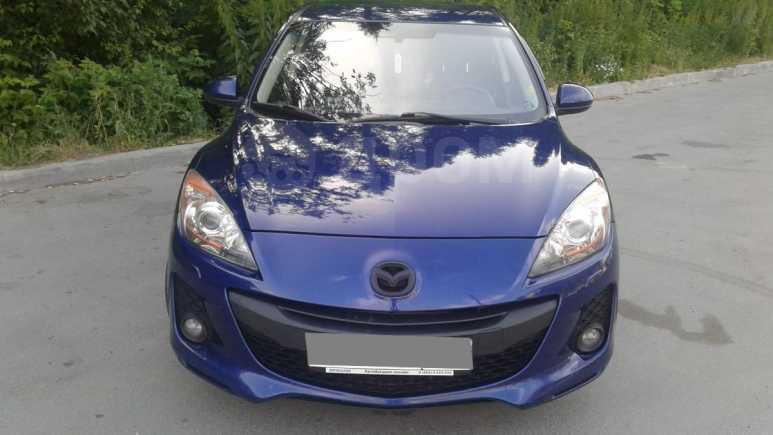 Mazda Mazda3, 2012 год, 579 999 руб.