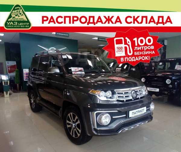 УАЗ Патриот, 2018 год, 1 228 900 руб.