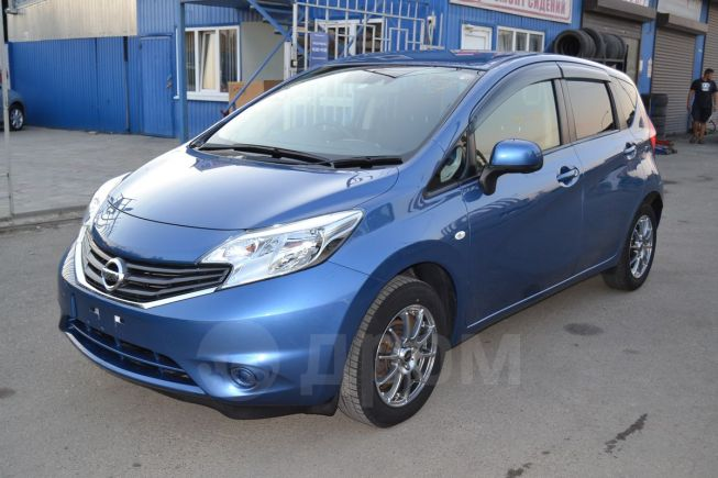 Nissan Note, 2014 год, 635 000 руб.