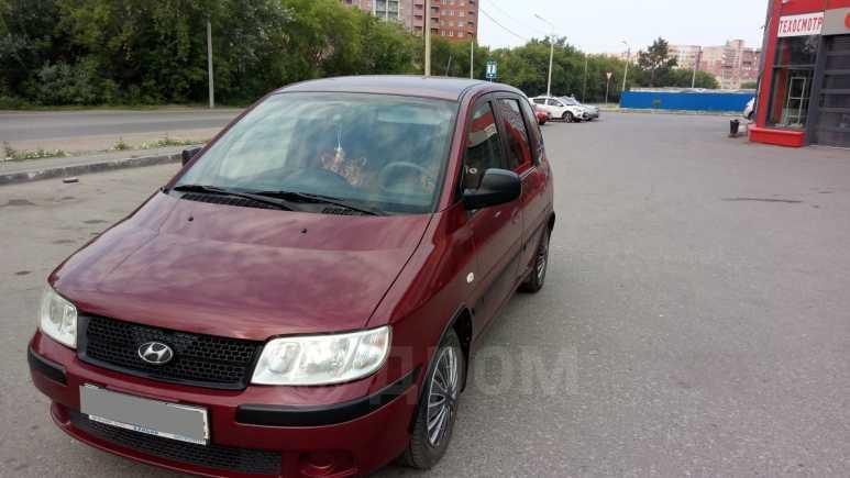 Hyundai Matrix, 2008 год, 235 000 руб.