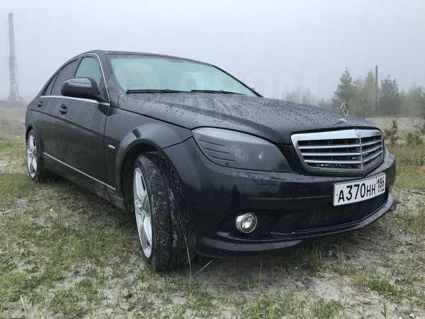 Mercedes-Benz C-Class, 2007 год, 605 000 руб.