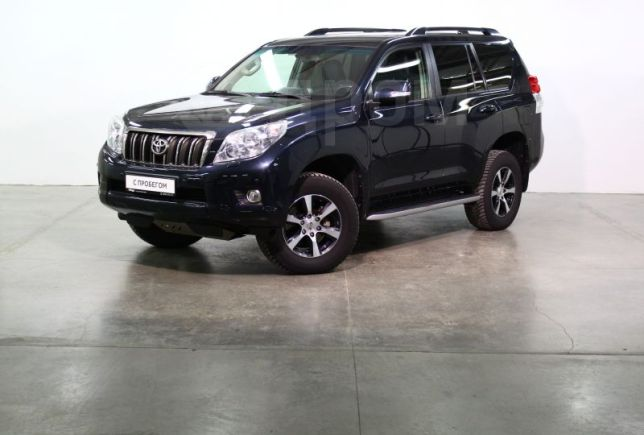 Toyota Land Cruiser Prado, 2010 год, 1 520 000 руб.