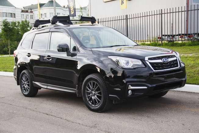 Subaru Forester, 2016 год, 1 445 000 руб.