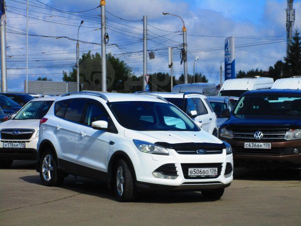 Ford Kuga, 2013 год, 975 000 руб.
