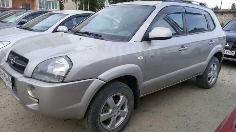 Hyundai Tucson, 2004 год, 410 000 руб.