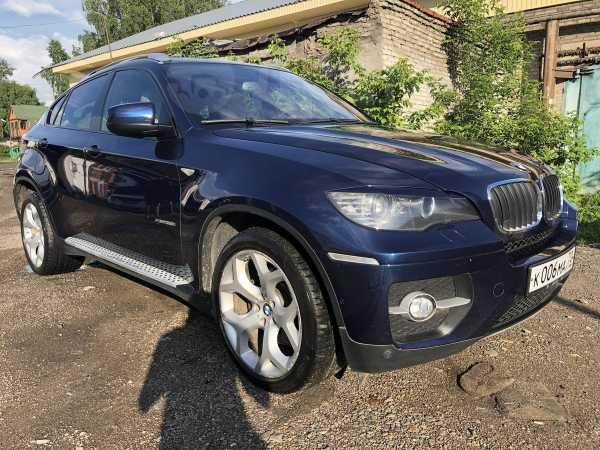 BMW X6, 2008 год, 1 150 000 руб.