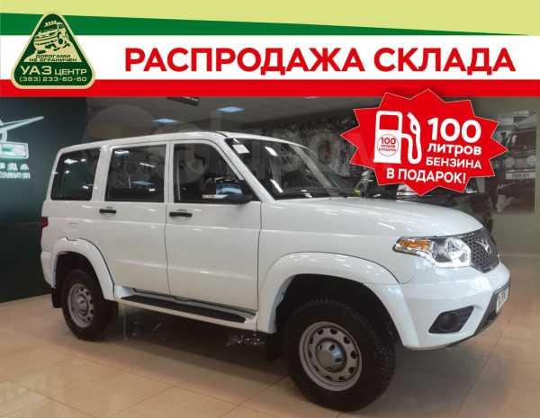 УАЗ Патриот, 2018 год, 719 000 руб.