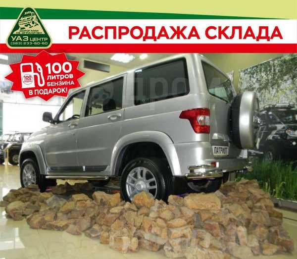 УАЗ Патриот, 2018 год, 849 000 руб.