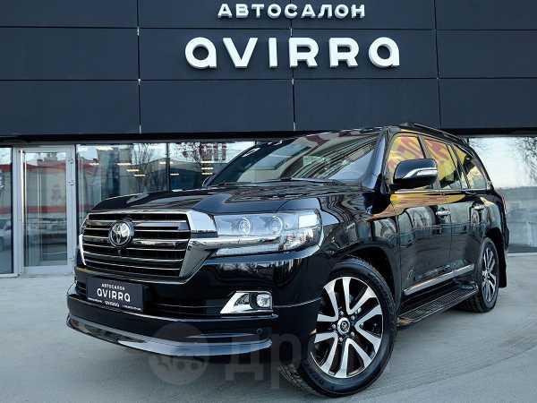Toyota Land Cruiser, 2018 год, 5 259 000 руб.