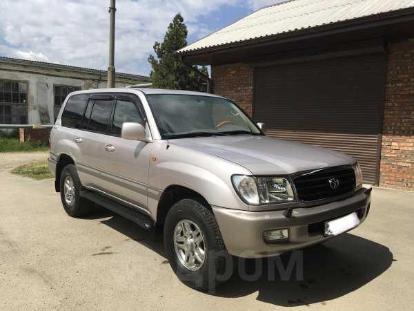 Toyota Land Cruiser, 2001 год, 1 700 000 руб.