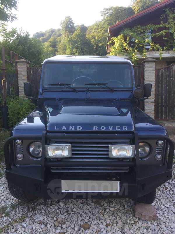 Land Rover Defender, 2007 год, 700 000 руб.