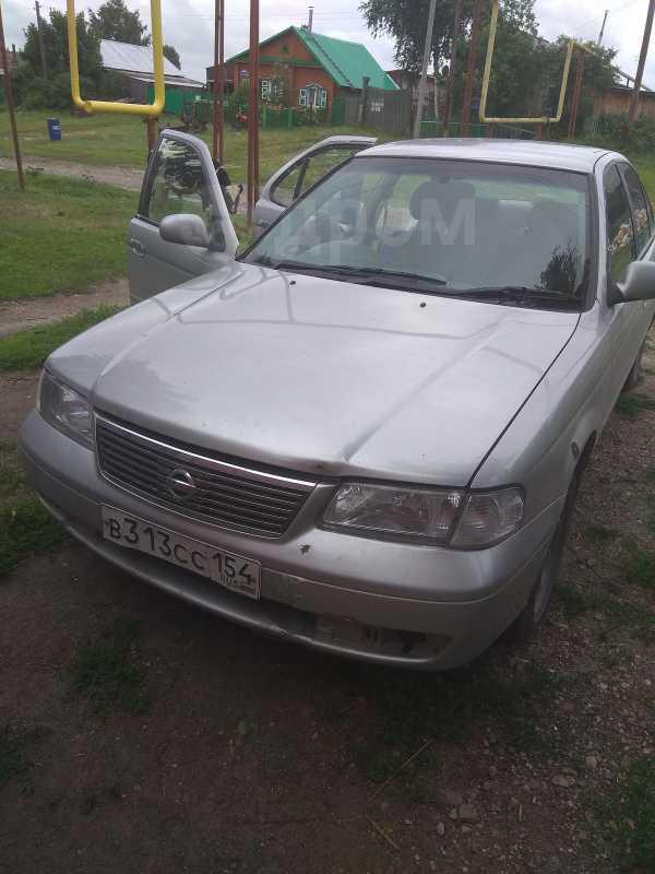 Nissan Sunny, 2002 год, 180 000 руб.