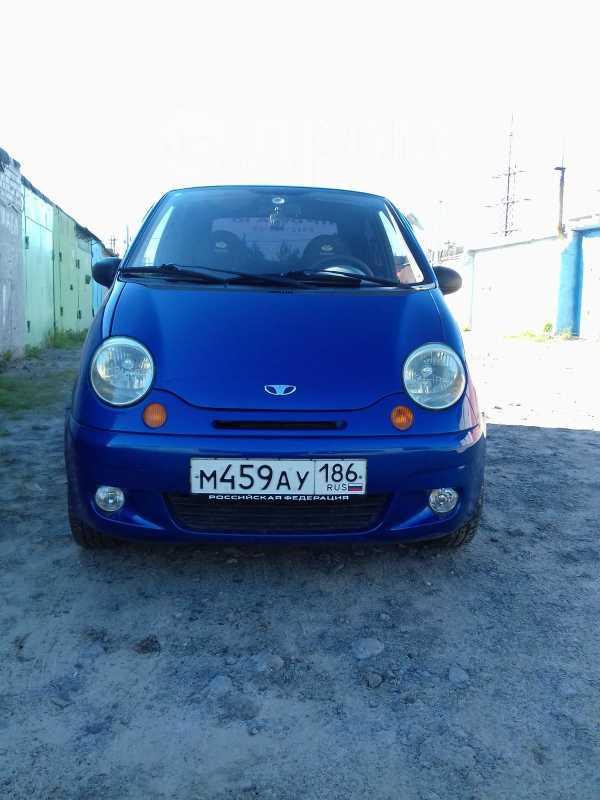 Daewoo Matiz, 2011 год, 193 000 руб.