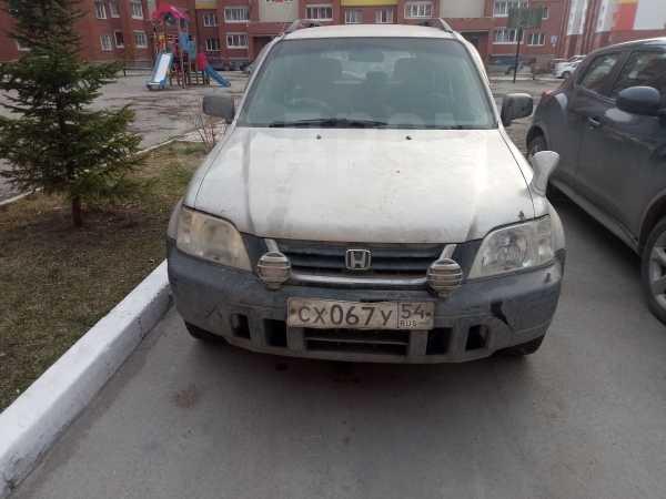 Honda CR-V, 1997 год, 110 000 руб.