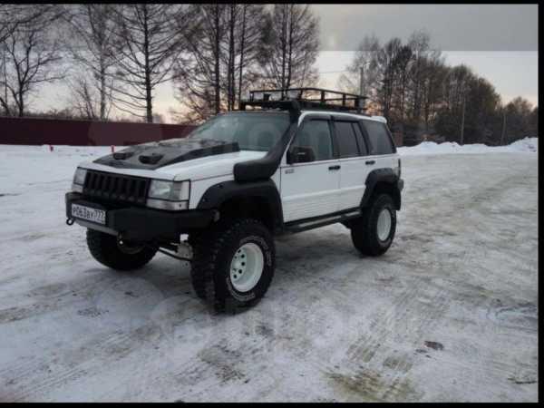 Jeep Grand Cherokee, 1993 год, 800 000 руб.