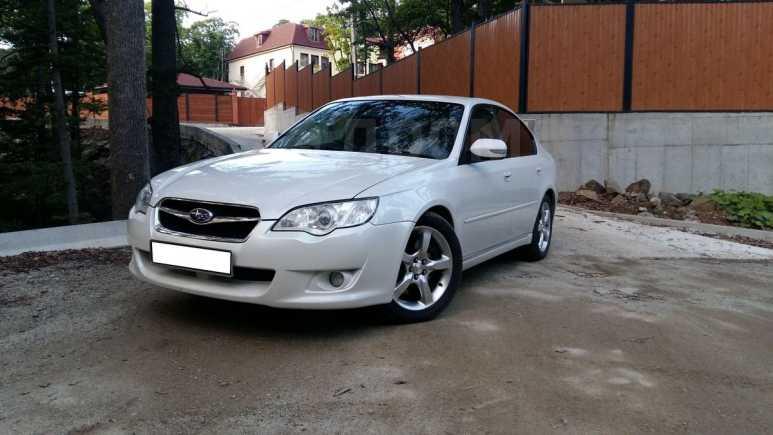 Subaru Legacy B4, 2007 год, 550 000 руб.