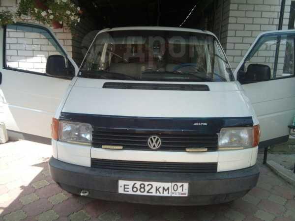 Volkswagen Transporter, 1992 год, 285 000 руб.