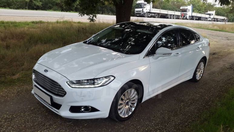 Ford Mondeo, 2015 год, 1 150 000 руб.
