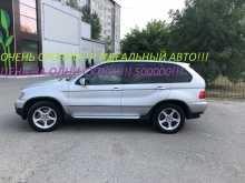 Бийск BMW X5 2001