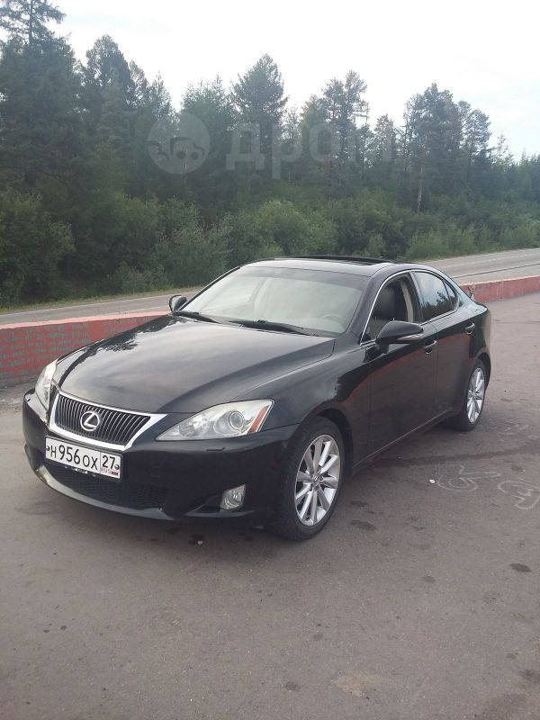 Lexus IS250, 2009 год, 1 090 000 руб.
