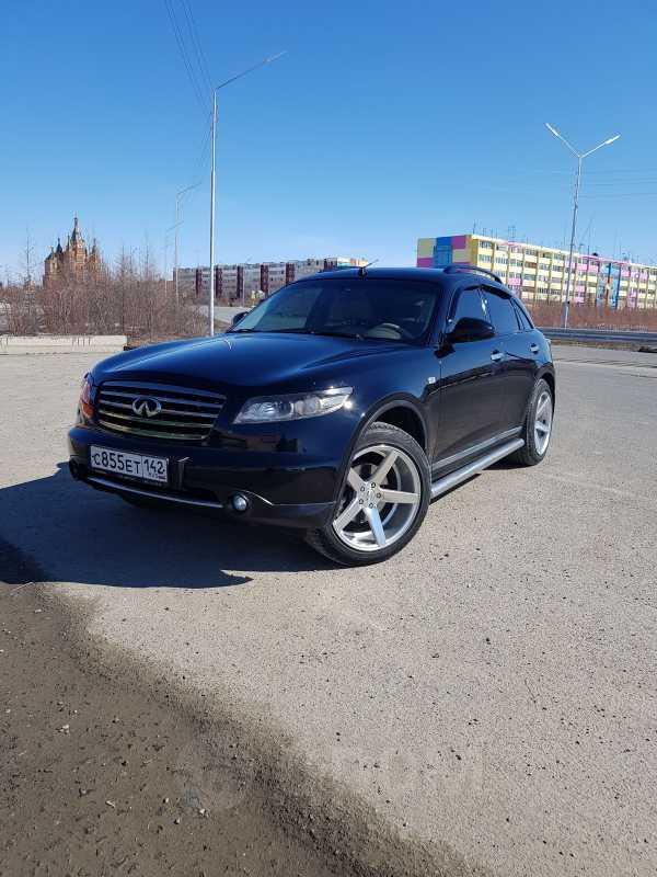 Infiniti FX35, 2008 год, 900 000 руб.