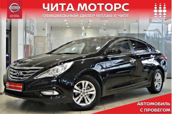 Hyundai Sonata, 2011 год, 649 000 руб.