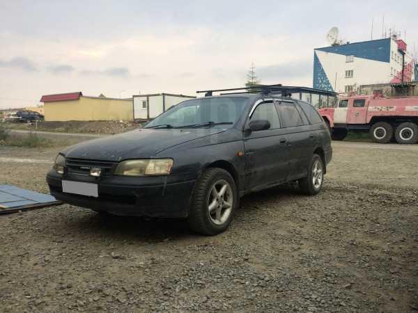 Toyota Caldina, 1996 год, 85 000 руб.