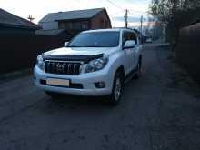 Toyota Land Cruiser Prado, 2011 г., Красноярск
